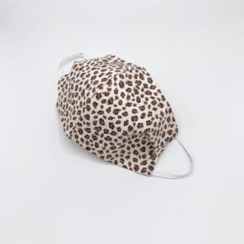 Mondkapje leopard