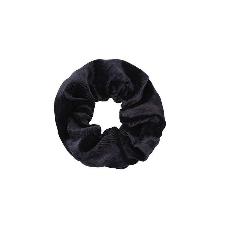 Scrunchie zwart