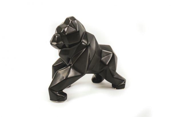 Housevitamin gorilla black geometric