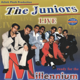 THE JUNIORS LIVE: READY FOR THE MILLENIUM