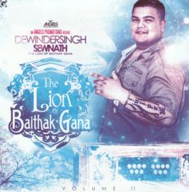 THE LION OF BAITHAK GANA V.11