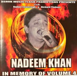 IN MEMORY OF NADEEM KHAN V.4