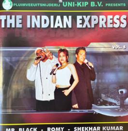 THE INDIAN EXPRESS V.5