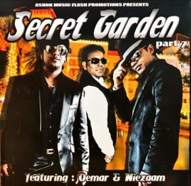 THE SECRET GARDEN V.7