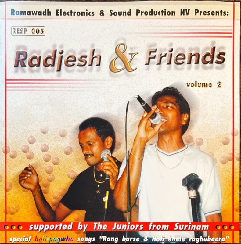 RADJESH & FRIENDS V.2