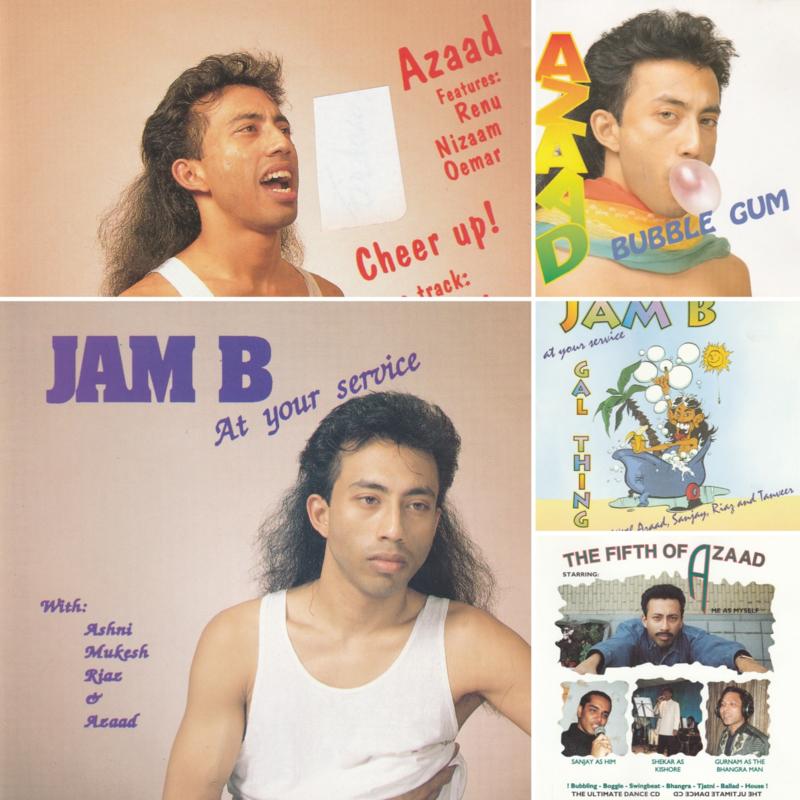 AZAAD BAKHTALI JAM B. COLLECTION