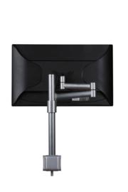 Monitor arm Eco-Steel voor enkel scherm.