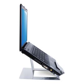 Laptop steun 84721 Aluminium zilver kleur
