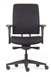 Bureau stoel A673 NPR1813 hoge gestoffeerde rug