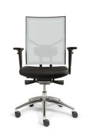 Bureau stoel 1120 editon gekleurde netbespanning