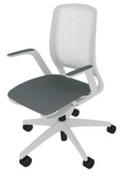 Sedus Se-Motion bureaustoel wit