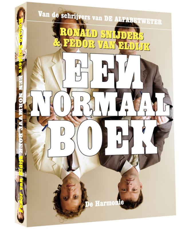 Een normaal boek