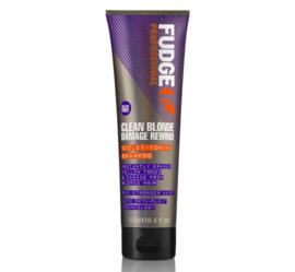 Clean blonde damage rewind shampoo