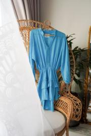 Lucy dress, blue