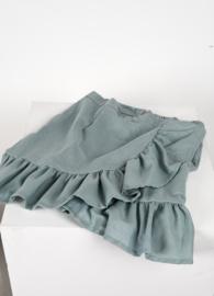 Bali skirt, soft blue