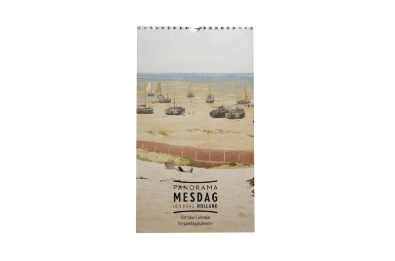 Panorama Mesdag verjaardagskalender