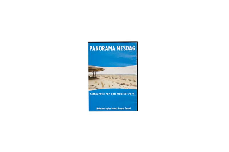 Dvd - Panorama Mesdag, restauratie van een meesterwerk