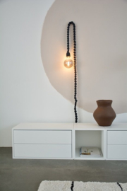 Lamp Tine Donkergrijs