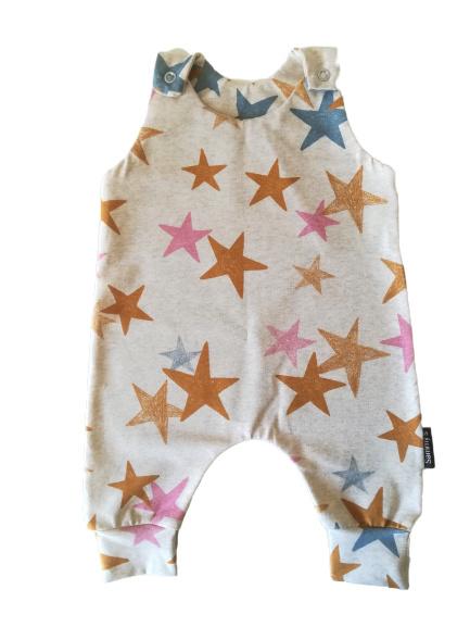 Salopette Stars