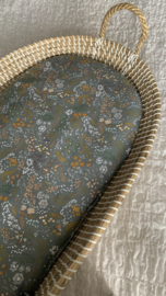 Matras Herb Garden Dusty Green