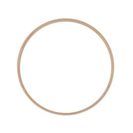 Houten ring 20 cm