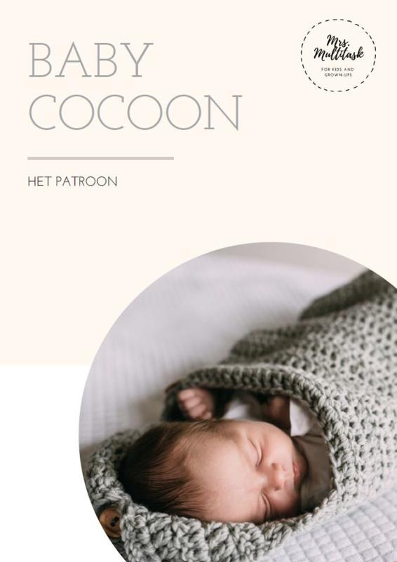 Werk- en fotobeschrijving BABYCOCON