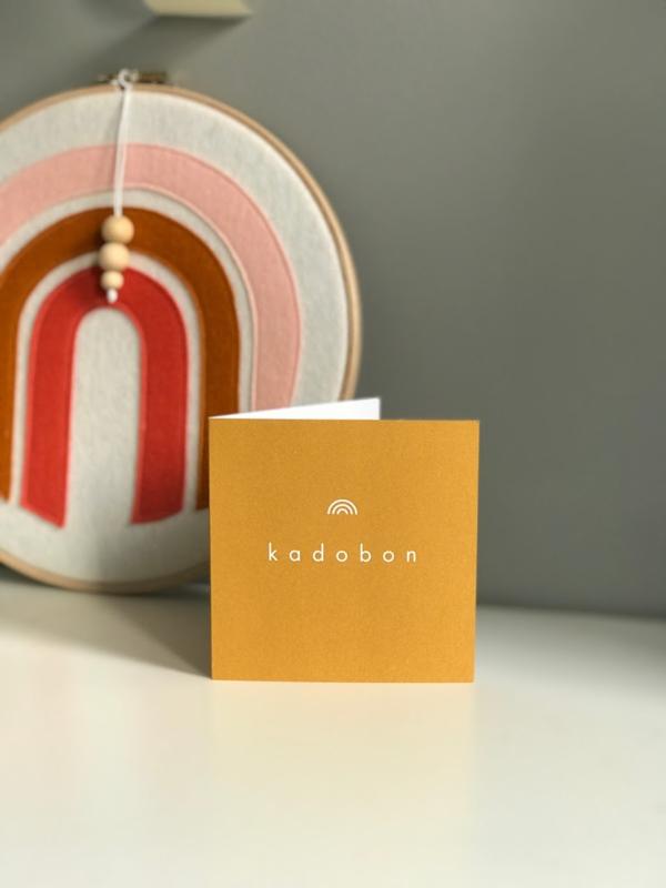 Kadobon | €10,-