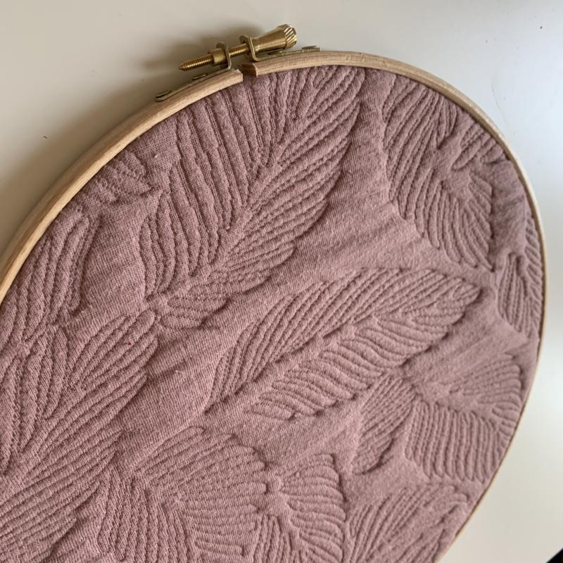 Muurhanger Beautiful Leaves 20cm