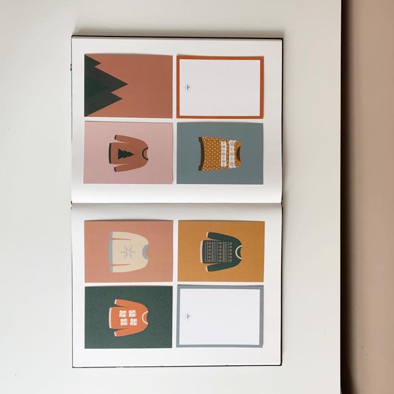 Feestdagenkaarten | Winter Collection | ACTIE