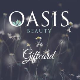 Oasis Beauty Giftcard