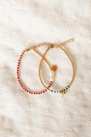 Emerald eyes - Bracelet