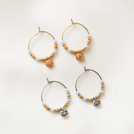 Day at the beach - Earrings