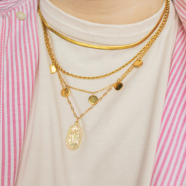 Chunky twist - Necklace
