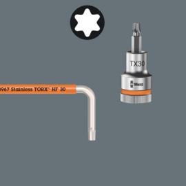 RVS Torx Sleutelset TX8 - TX40