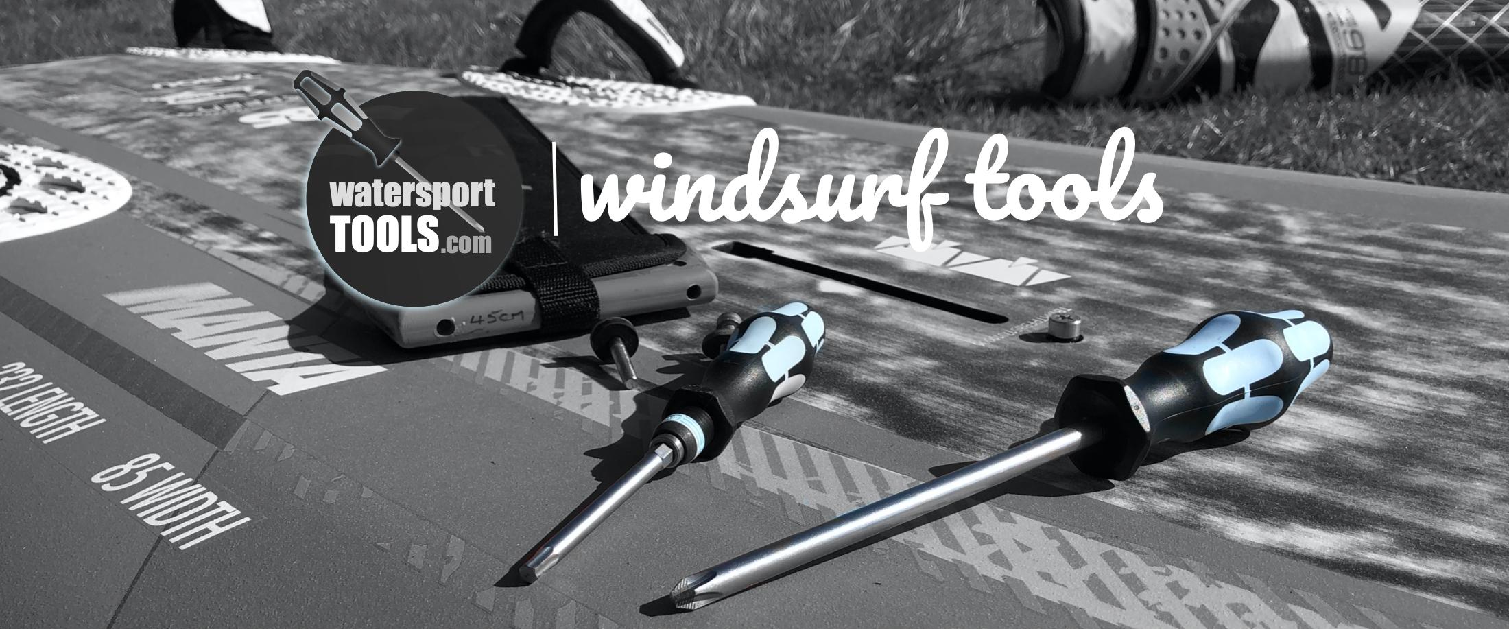 Windsurf tools gereedschap