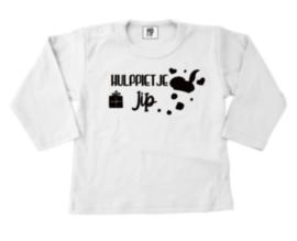 Sinterklaas T-shirt Hulppietje Hartje
