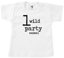 Verjaardag T-Shirt  | Party animal | Stoer