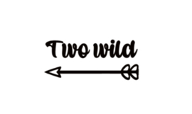 Strijkapplicatie | Two wild | sierlijk