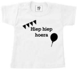Verjaardag T-Shirt | Hiep hiep hoera | Stoer