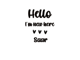 Strijkapplicatie | Hello I'm new here