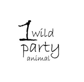 Strijkapplicatie | Party animal | Sierlijk