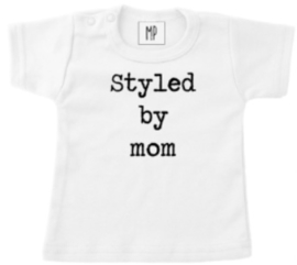 Styled by mom | T-Shirt