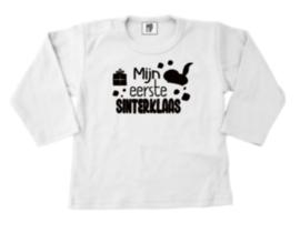 Sinterklaas T-shirt Mijn eerste Sinterklaas