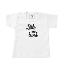 Kraamcadeau pakket  little and loved sierlijk | small