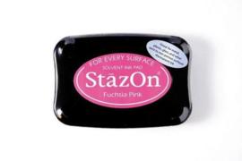 Stazon inktpad Fuchsia Pink SZ-000-082