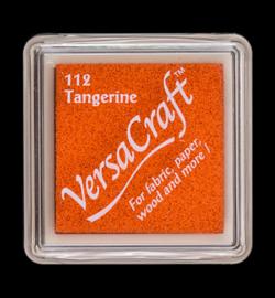 VK-SML-112 Versacraft inkpad small Tangerine