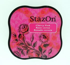Stazon inktpad Midi Cherry Pink SZ-MID-81