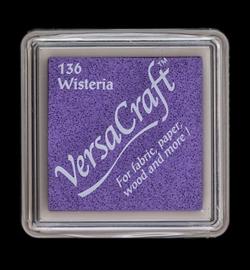 VK-SML-136 Versacraft inkpad small Wisteria