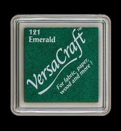VK-SML-121 Versacraft inkpad small Emerald