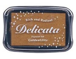 Delicata Metallic Golden Glitz DE-000-191